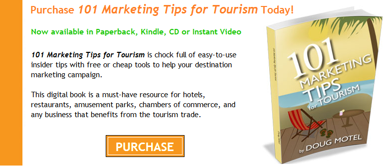 101 Marketing Tips for Tourism